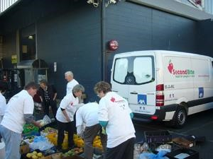 The Mercedes-Benz Sprinter: Helping Food Distribution Charity SecondBite