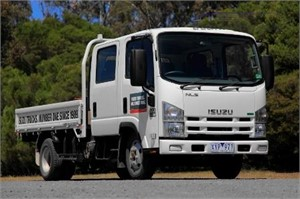Isuzu trucks offers extra traction with expanded AWD range