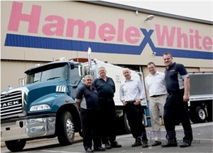 New Larger Dandenong Premises for Hamelex White and MaxiTRANS Repairs and Service