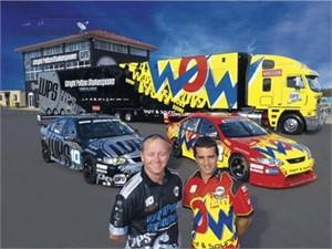 Australian Motorsport's Giant Newcomer