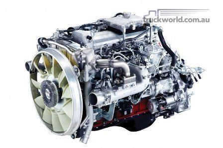 New Euro 5 engine for Hino 500 standard cab models Truckworld
