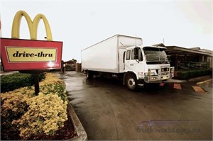 Automatic trucks increase efficiency for Fresh Start Bakeries