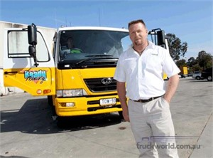 Queensland's largest towing company shifts to Allison automatics