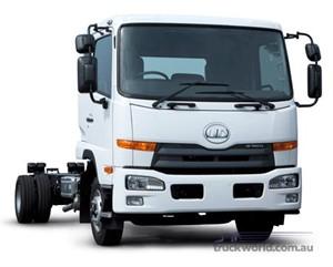 UD Trucks' New Condor Medium Duty Trucks Take Flight