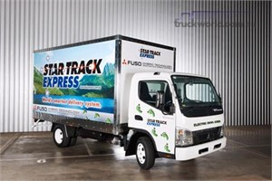 Not just a green dream.  Recent tests prove Fuso's Canter Eco-Hybrid to be a real fuel saver in Australia!