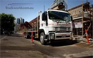 Heavy haulers fuel Australian infrastructure boom