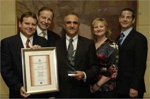 "PACCAR Australia Awarded ""Employer of the Year"""