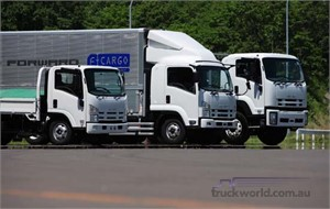 'Green' Isuzu trucks to provide power, efficiency and safety