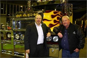 MACK customers honoured for their support