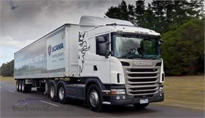 Scania works to boost operator profits