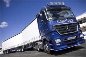 Driver's Airbag and Safety Package for Mercedes-Benz Actros