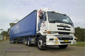 UD delivers for major container transport operator