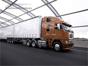 Daimler Trucks Posts Australian Sales Record in October