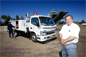 Hornsby Council opts for Hino Hybrid