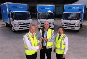 Total cost of ownership wins contract for Hino trucks