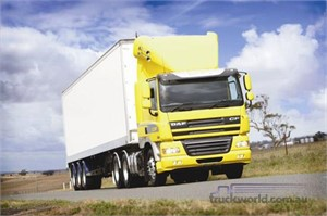 New DAF Model Range