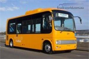 Hino set to make huge splash at Australian Bus and Coach Show