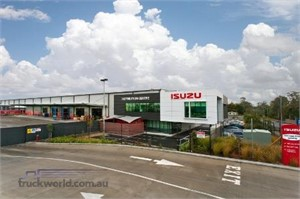 Isuzu opens new Brisbane Parts facility