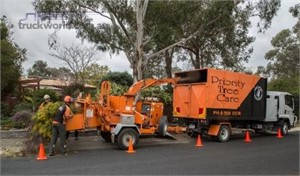 Priority Tree Care blossoms with Isuzu