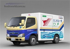 Electric trucks point to cleaner future