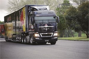 MAN continues its relationship with Triple Eight Race Engineering and naming rights partner Red Bull Racing Australia