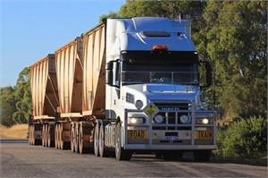 Iveco Stars in the WA Pilbara