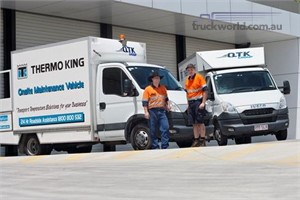 Ten-strong Daily fleet the coolest for Queensland Thermo King Group