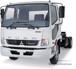 2015 FUSO Fighter review