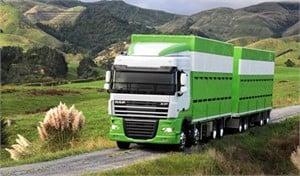 DAF launches stunning new LF Euro 5 range at Brisbane Truck Show