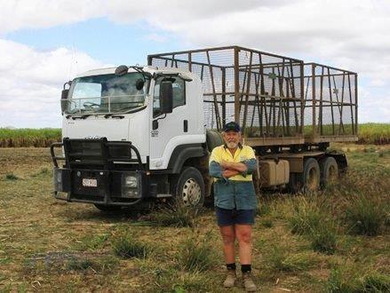 Allison Automatics make sugar cane harvest sweeter for Green