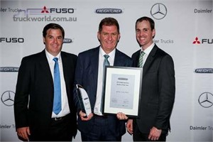 Freightliner hails its top dealers at annual awards