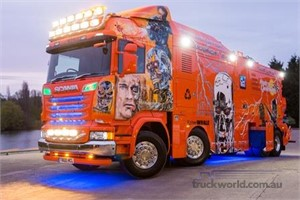 Scania and the rise of the machines