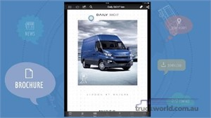 Latest Iveco information at the fingertips with new App