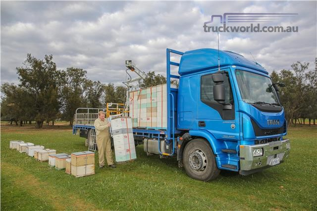 d552840e03 New IVECO Eurocargo hits the sweet spot for honey producer News