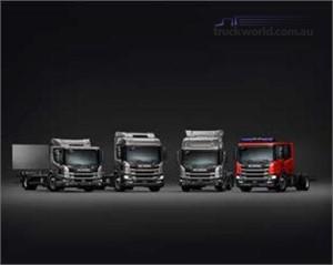 Scania launches a new range of solutions for sustainable city transport