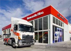 Benchmark Regional Truck Dealership Opened