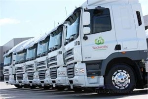 DAF Drives Woolworths' Push for Safe and Environmentally Friendly Trucks
