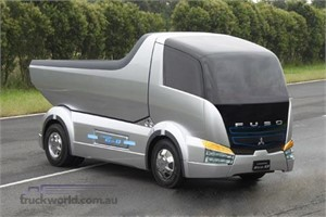 Fuso's hybrid Eco-D gives a strong hint to what the future holds.