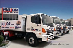 Major boost for Hino