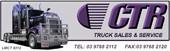 CTR Truck Sales - Logo