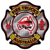 Fire Trucks Australia - Logo