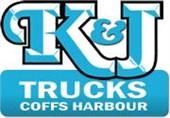 K & J TRUCKS - Logo