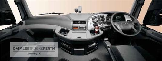 Mercedes Benz Actros 26XX Heavy 6x4 Rigid