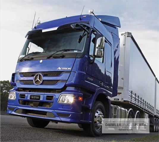 Mercedes Benz Actros 26XX Heavy 6x4 Prime Mover