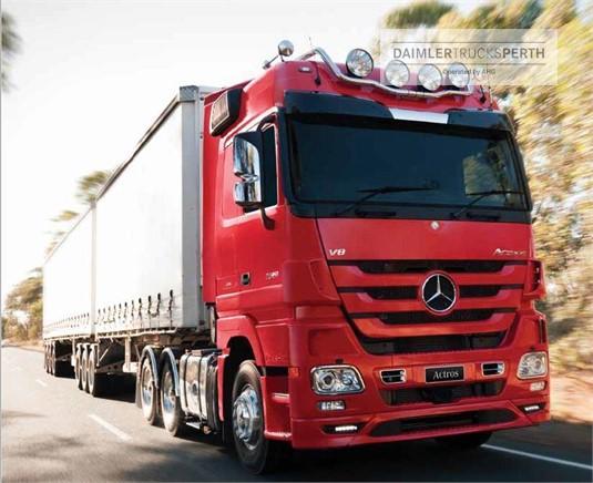 Mercedes Benz Actros 33XX 6x6 Rigid