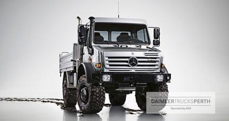 Mercedes Benz U5000 Swb