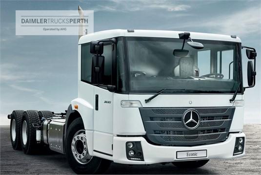 Mercedes Benz Econic 1835 LL 4x2