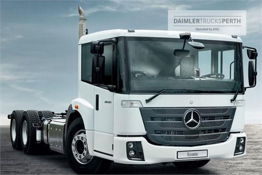 Mercedes Benz Econic 2630 LL 6x4