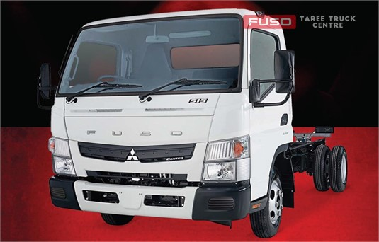 Fuso Canter 515 Wide Cab SWB