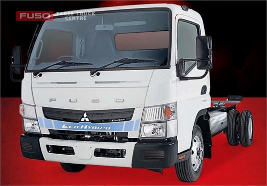 Fuso Canter Eco Hybrid Wide Cab MWB